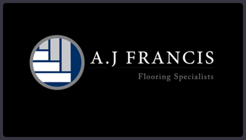 Stretton Eagles AJ Francis Flooring Sponsor