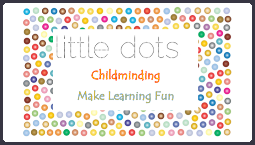 Stretton Eagles Little Dots Daycare Sponsor